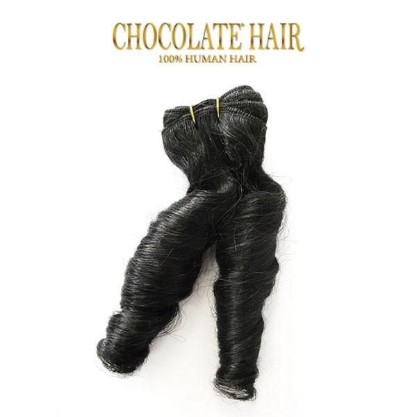 EVER CHOCOLATE tissage FUNMI CURL 5PCS
