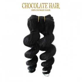 EVER CHOCOLATE tissage AUNTI FUNMI 5PCS