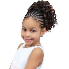SENSUAL children's hairpiece OPAL