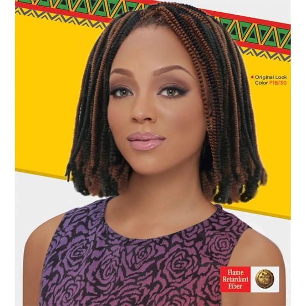 HARLEM natte LAGOS TWIST (African)