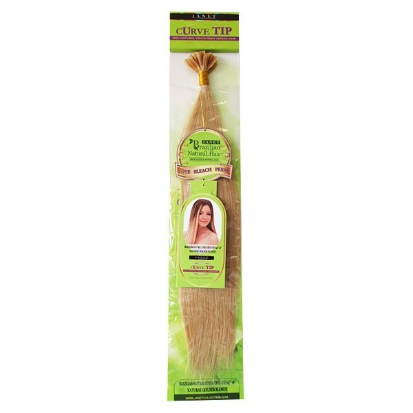 JANET extension BRAZILIAN NATURAL CURVE-TIP 14""