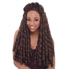 JANET natte DROP CURL BRAID * ***