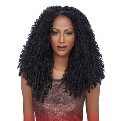 "HARLEM natte SOFT DREADLOCK 14"" (Kima Braid)"