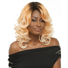 JANET MARCH WIG wig (Deep Part Lace)