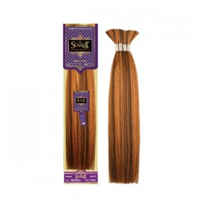 EVE HAIR natte HUMAN YAKI BULK (The Scarlet)
