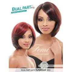 FEMI perruque ISABELLA (Dual Part Lace) *