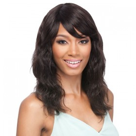 """IT'S A WIG Brazilian NATURAL WAVE 16"""" wig"""