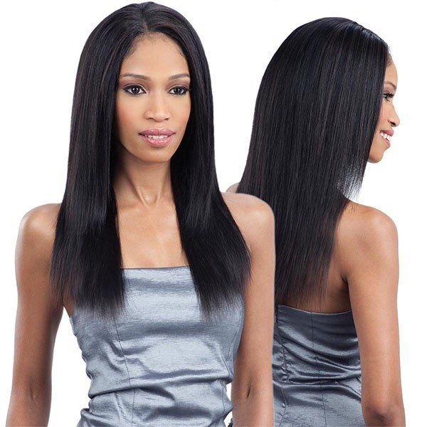 "SAGA tissage BRAZILIAN STRAIGHT 7pcs 10""12""14"" (Naked)"