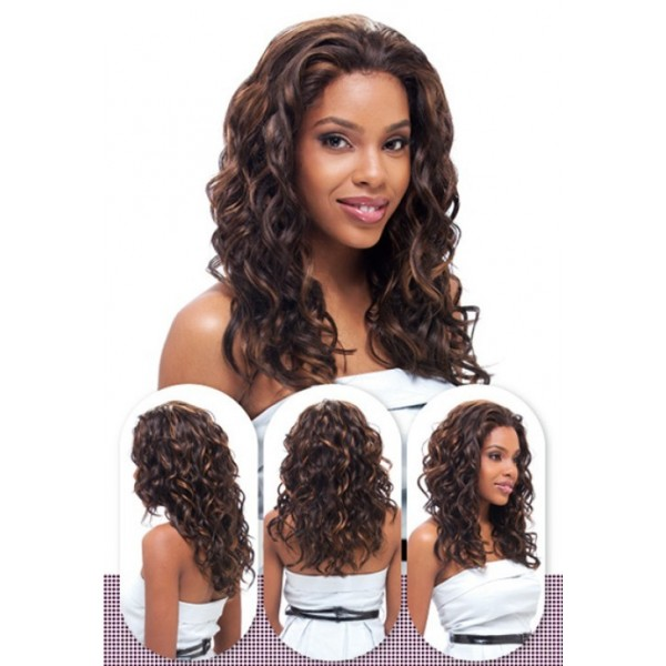VANESSA WIGS perruque OSSO (Top Lace)