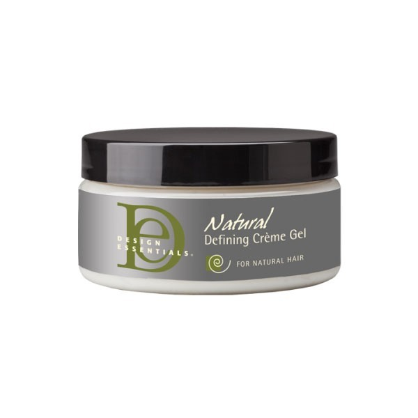 DESIGN ESSENTIALS Gel crème définition OLIVE COCO AMANDE 213g (Defining Creme Gel)