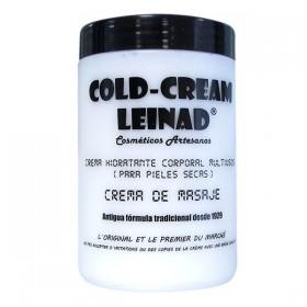 LEINAD COSMETICOS Crème cheveux visage et corp 1L COLD CREAM