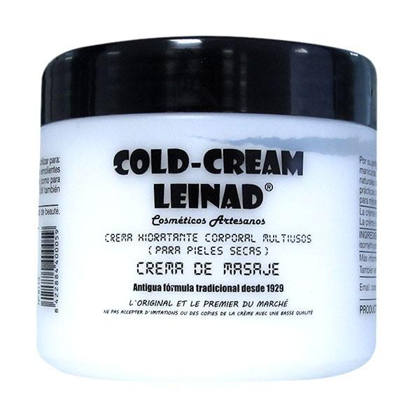 LEINAD COSMETICOS Crème cheveux visage et corp 500ml COLD CREAM