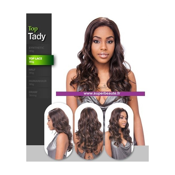 VANESSA WIGS perruque TADY (Top Lace)