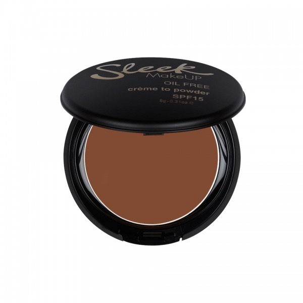 SLEEK MAKE UP Fond de teint Crème Poudré