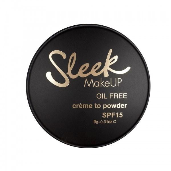 SLEEK MAKE UP Fond de teint Crème Poudré