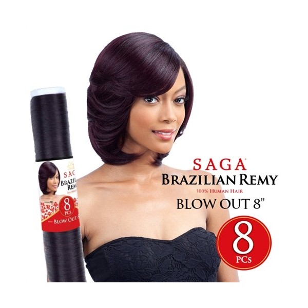 "SAGA bobine de tissage BLOW OUT 8"" 8pcs"