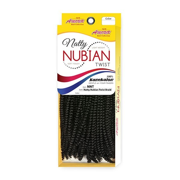 NEW BORN FREE natte NATTY NUBIAN TWIST