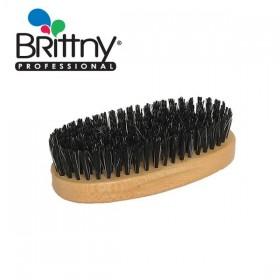 BRITTNY Boar bristle brush BR98185 (HARD)