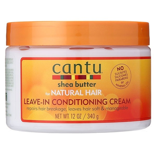 CANTU Après-shampooing sans rinçage KARITE 340g (LEAVE-IN CONDITIONING)