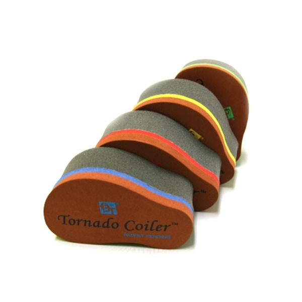 TORNADO COILER Brosse éponge à tortilles 8mm (TORNADO COILER)