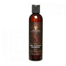 AS I AM Shampooing pour boucles COCO AMLA MANDARINE 237ml (Curl Clarity Shampoo)