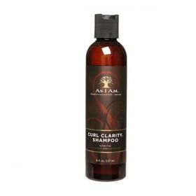 AS I AM Shampooing pour boucles COCO AMLA MANDARINE 237ml (Curl Clarity Shampoo)