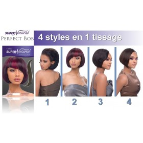 OUTRE tissage PERFECT BOB (Super Natural)