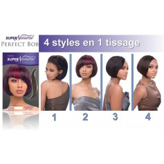 OUTRE tissage PERFECT BOB (Super Natural) *