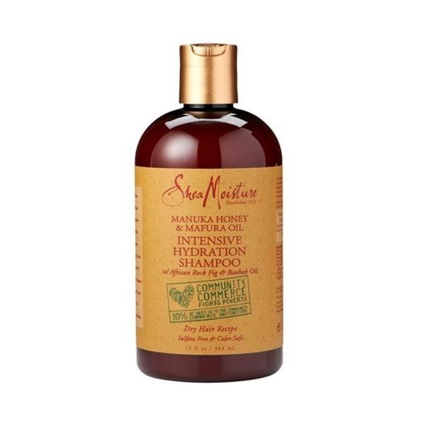 SHEA MOISTURE Shampooing hydratant MANUKA MAFURA 384ml (Shampoo)