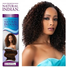 "OUTRE tissage BABY SOFT WAVE 12"" (Natural Indian) *"