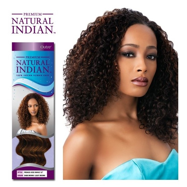 OUTRE tissage BABY SOFT WAVE (Natural Indian)