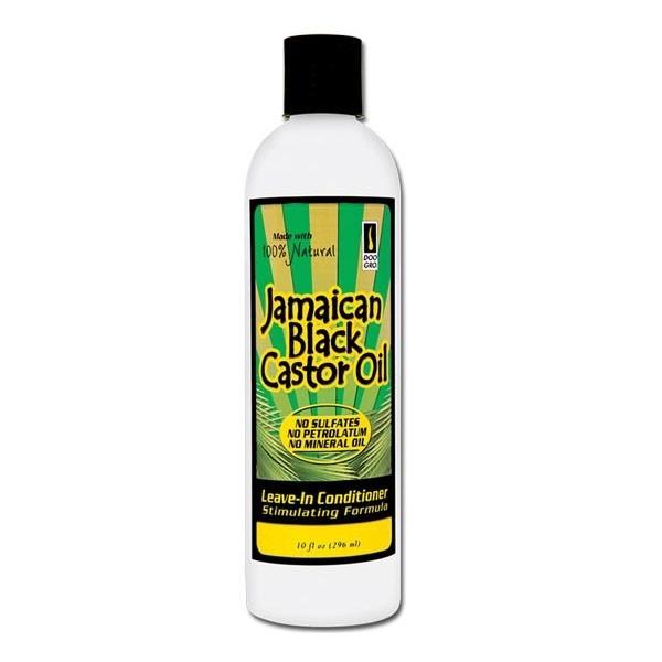 DOO GRO Après-shampooing sans rinçage RICIN 296ml (Jamaican Black Castor Oil)