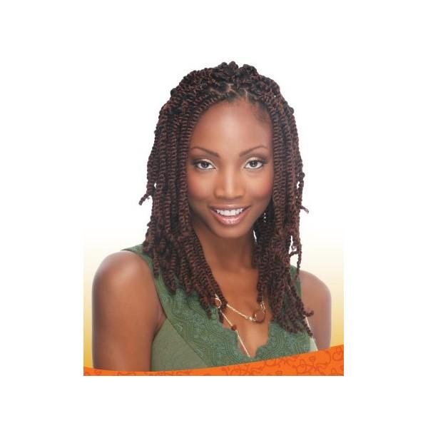 "BeautiC Afro Kinky Bulk 25"" Mats"