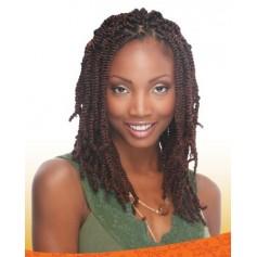 "BeautiC Natte Afro Kinky Bulk 25"""