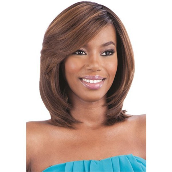 "MODEL tissage BLOW OUT TEXTURE FLIP-IN 8"" (Pose)"