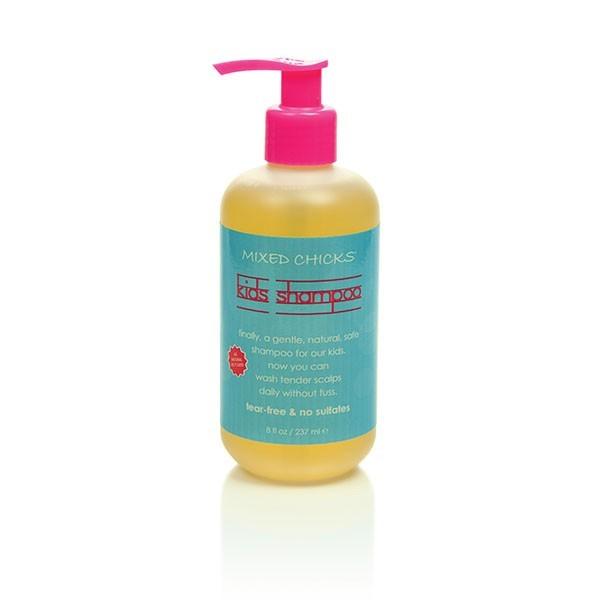 MIXED CHICKS Shampooing pour boucles SANS SULFATES (Kids Shampoo)