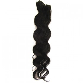 "HARLEM tissage extension à clips CLIP ON HAIR PERUVIAN CURL 22"" (Brazilian)"