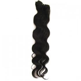"HARLEM weaving clip extension CLIP ON HAIR PERUVIAN CURL 18"" (Brazilian)"