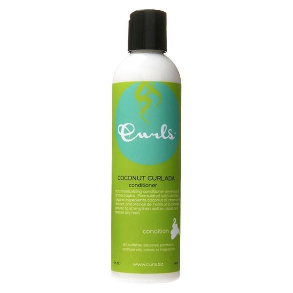 CURLS Après-shampooing COCONUT CURLADA 240ml (Conditioner)
