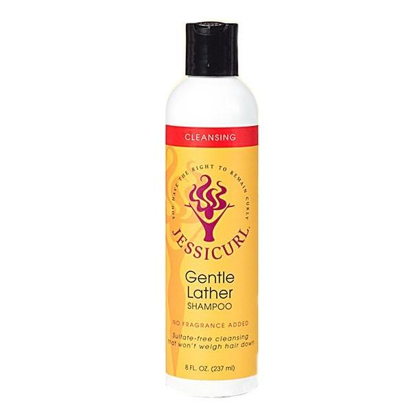 JESSICURL Shampooing doux CITRON LAVANDE 237ml (Gentle Lather)