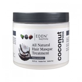 EDEN BODYWORKS Masque hydratation COCO KARITE 473ml (Hair Masque Treatment)
