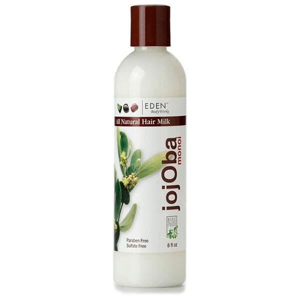 EDEN BODYWORKS Lait capillaire JOJOBA MONOI 236ml (Hair Milk)