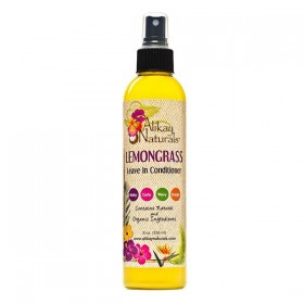 ALIKAY NATURALS Après-shampooing sans rinçage CITRONNELLE 236ml (Lemongrass Leave-in)