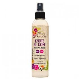 ALIKAY NATURALS Hair Detangler Spray KNOTS BE GONE 236ml