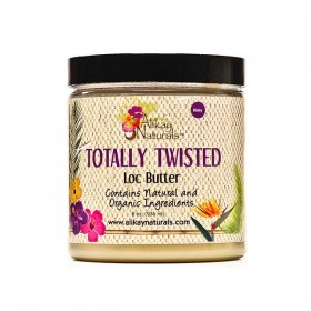 ALIKAY NATURALS Beurre pour Twist Out 236ml (Totally Twisted Loc Butter)