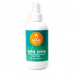 Spray démêlant hydratant sans rinçage 250ml (Greg Juice)