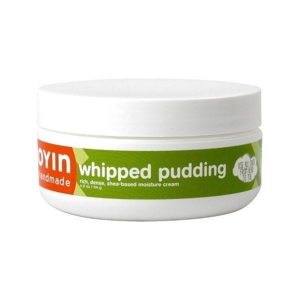 OYIN HANDMADE Crème fouttée KARITE corps & cheveux 114ml (Whipped Pudding)