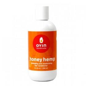 OYIN HANDMADE Après-shampooing démêlant MIEL CHANVRE 250ml (Honey Hemp)
