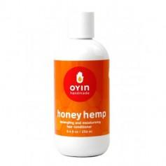 Après-shampooing démêlant MIEL CHANVRE 250ml (Honey Hemp)