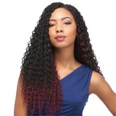 "SENSAS tissage WATER CURL 20"" MIX DUO (Easy 3)"